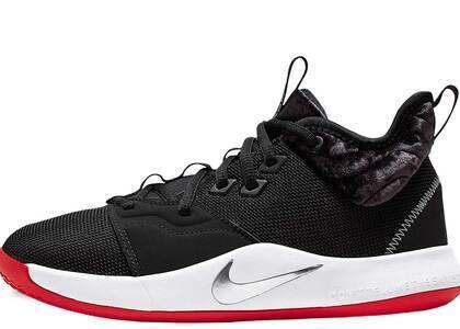 Nike PG 3 Velour Bred GSの写真