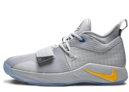Nike PG 2.5 Playstation Wolf Grey GSの写真