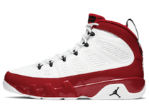 Nike Air Jordan 9 White Redの写真
