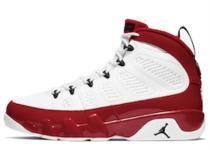 Nike Air Jordan 9 White Redの写真