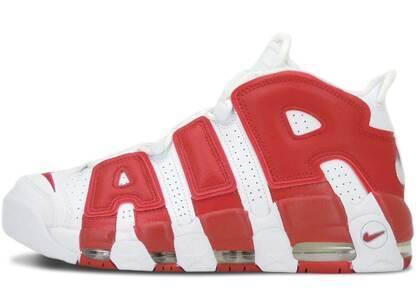 Nike Air More Uptempo Varsity Redの写真