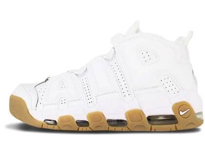 Nike Air More Uptempo White Gumの写真