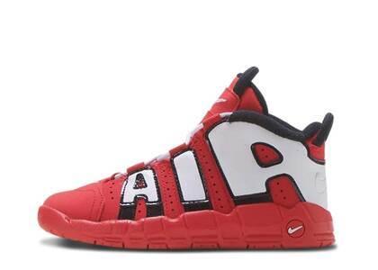 Nike Air More Uptempo University Red Black White TDの写真