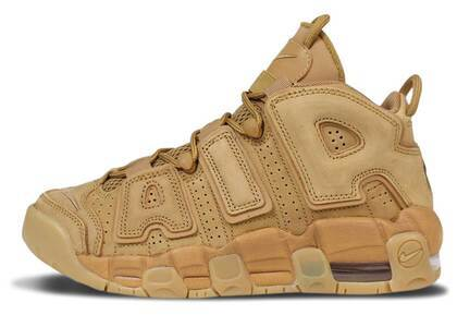 Nike Air More Uptempo Flax GSの写真