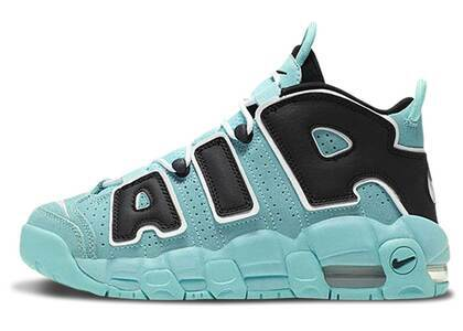 Nike Air More Uptempo Light Aqua GSの写真