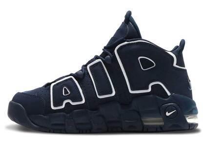 Nike Air More Uptempo Obsidian GSの写真