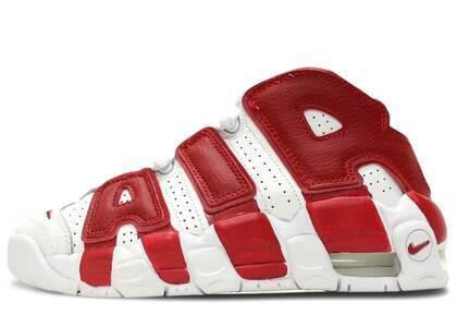 Nike Air More Uptempo Varsity Red GSの写真
