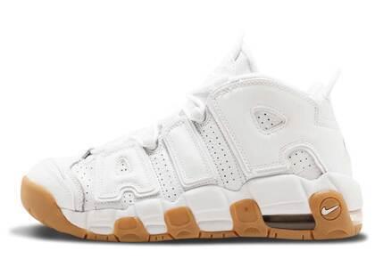 Nike Air More Uptempo White Gum GSの写真