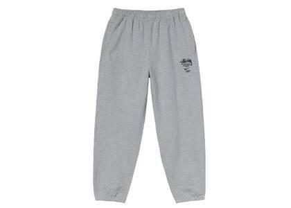Stussy × Nike Fleece Pants Gray (2021)の写真