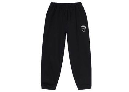 Stussy × Nike Fleece Pants Black (2021)の写真