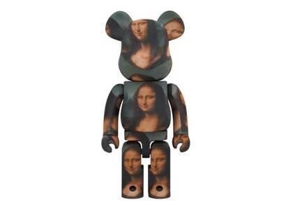 Be@rbrick Leonard De Vinci Mona Lisa 1000%の写真