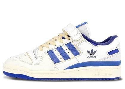 Adidas Forum 84 Low Blue Threadの写真