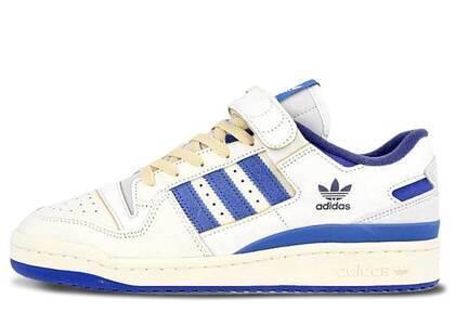 Adidas Forum 84 Low Blue Threadの写真