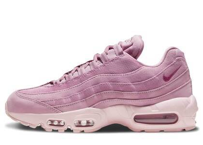 Nike Air Max 95 Fire Berry Womensの写真