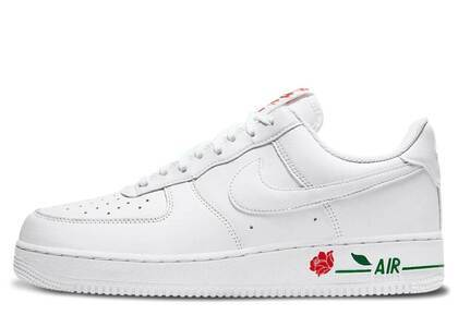 Nike Air Force 1 07 LX Rose Whiteの写真