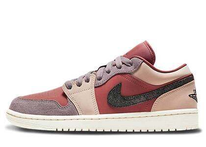 Nike Air Jordan 1 Low Canyon Rust Womensの写真