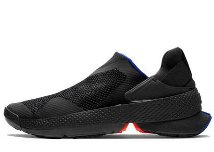 Nike Go Flyease Black Anthracite Racer Blueの写真