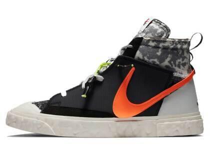 READYMADE × Nike Blazer Mid Black の写真