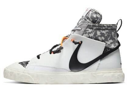 READYMADE × Nike Blazer Mid White