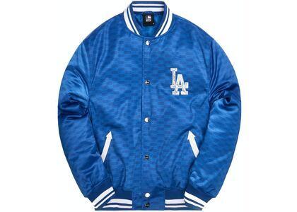 Kith For Major League Baseball Los Angeles Dodgers Bomber Royal Blueの写真