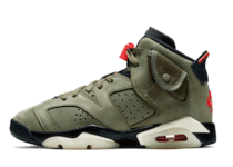 Nike Air Jordan 6 Retro Travis Scott (GS)の写真