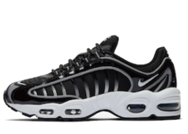 Nike Air Max Tailwind 99 Black White Womensの写真