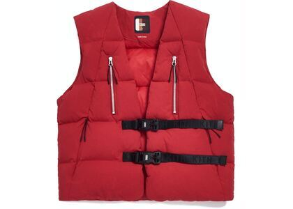 Kith Padded Utility Vest (FW20) Scarlet Sageの写真