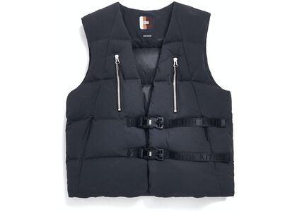Kith Padded Utility Vest (FW20) Soft Blackの写真