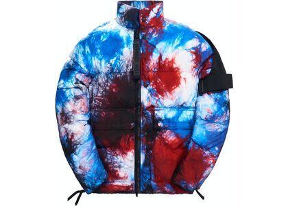 Kith x Nemen Goose Down Reversible Jacket Tie Dyeの写真