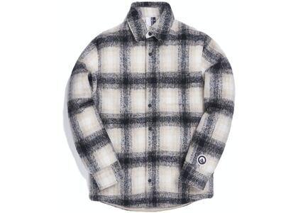 Kith Sheridan Shirt Jacket Black/Multiの写真