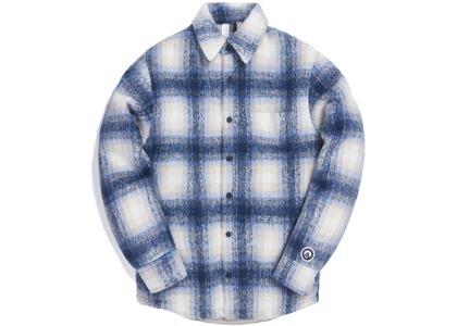 Kith Sheridan Shirt Jacket Blue/Multiの写真