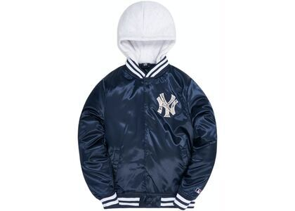 Kith For Major League Baseball New York Yankees Gorman Jacket Navyの写真