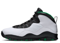 Nike Air Jordan 10 City Series Court Greenの写真