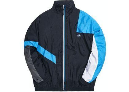 Kith x BMW Nylon Track Jacket Black/Multiの写真