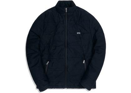 Kith Quilted Liner Jacket Blackの写真