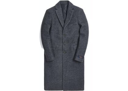 Kith Royce Coat w/ Quilted Lining Blackの写真