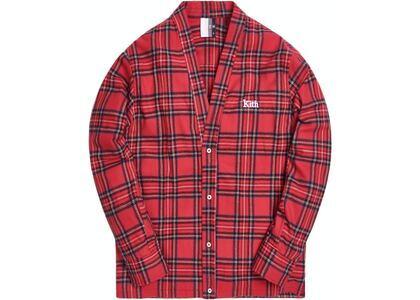Kith Sullivan Shirt GI Redの写真