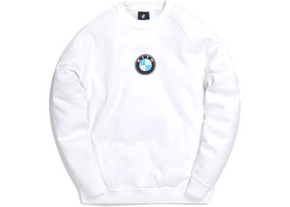 Kith x BMW Roundel Crewneck Whiteの写真