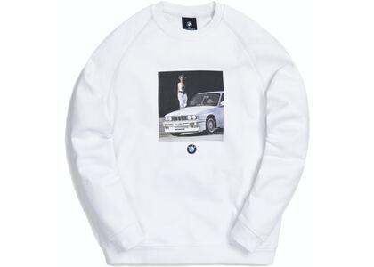 Kith x BMW M3 Lifestyle Crewneck Whiteの写真