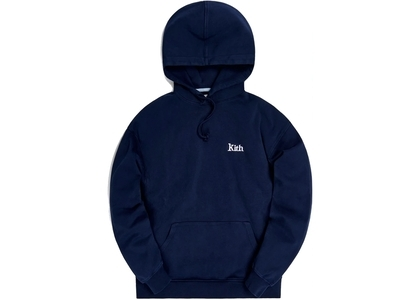 Kith Compact Knit Williams III Hoodie Nocturnalの写真