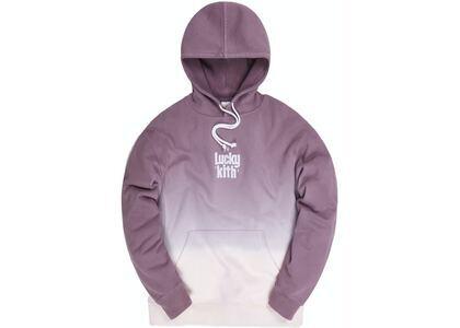 Kith for Lucky Charms Dip Dye Williams III Hoodie Purple/Pinkの写真