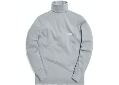 Kith Compact Knit Turtleneck Statueの写真