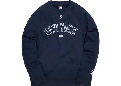 Kith For Major League Baseball New York Yankees Crewneck Navyの写真