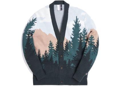 Kith Spruce Cardigan Green/Multiの写真