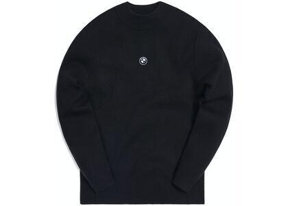 Kith x BMW Knit Mockneck Blackの写真
