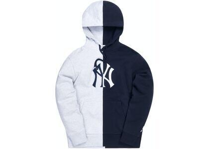 Kith For Major League Baseball New York Yankees Split Hoodie Multiの写真