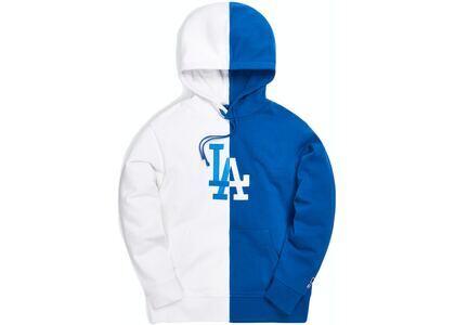 Kith For Major League Baseball Los Angeles Dodgers Split Hoodie Multiの写真