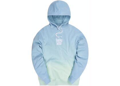 Kith for Lucky Charms Dip Dye Williams III Hoodie Blue/Greenの写真