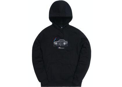 Kith x BMW Side Dimensions Hoodie Blackの写真