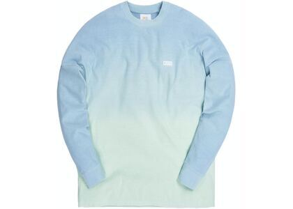 Kith for Lucky Charms Dip Dye L/S Tee Blue/Greenの写真